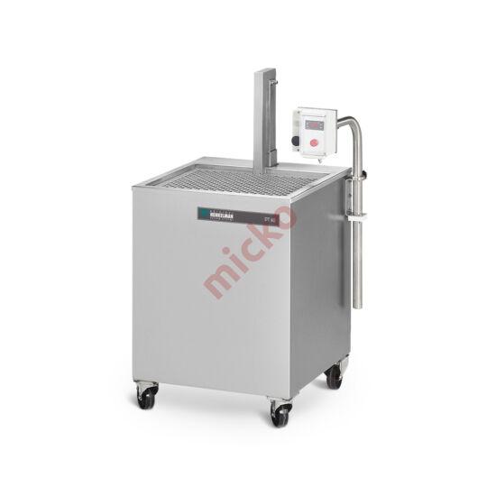 Forróvizes zsugorító gép