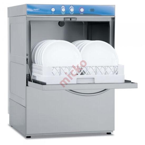 Elettrobar tányér- és pohármosogató gép (pult alatti)