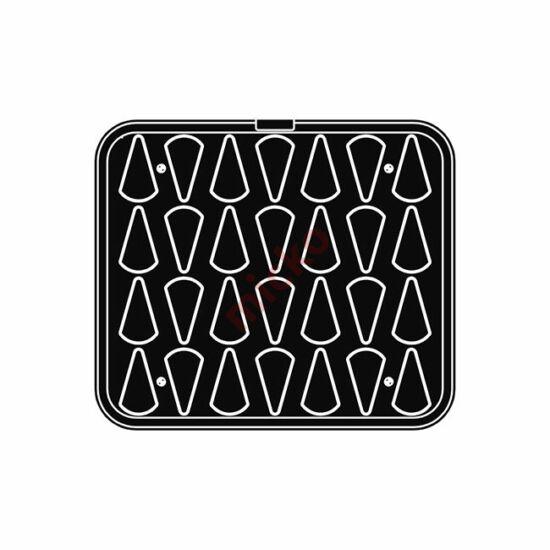 Pavoni sütőlemez (háromszög)